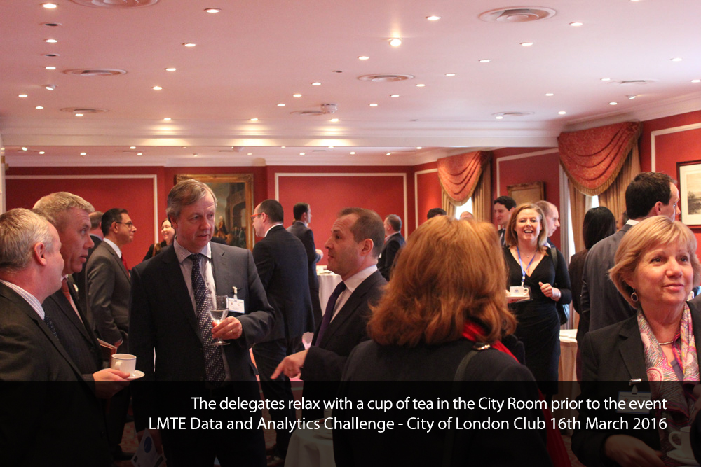 Data and Analytics Event