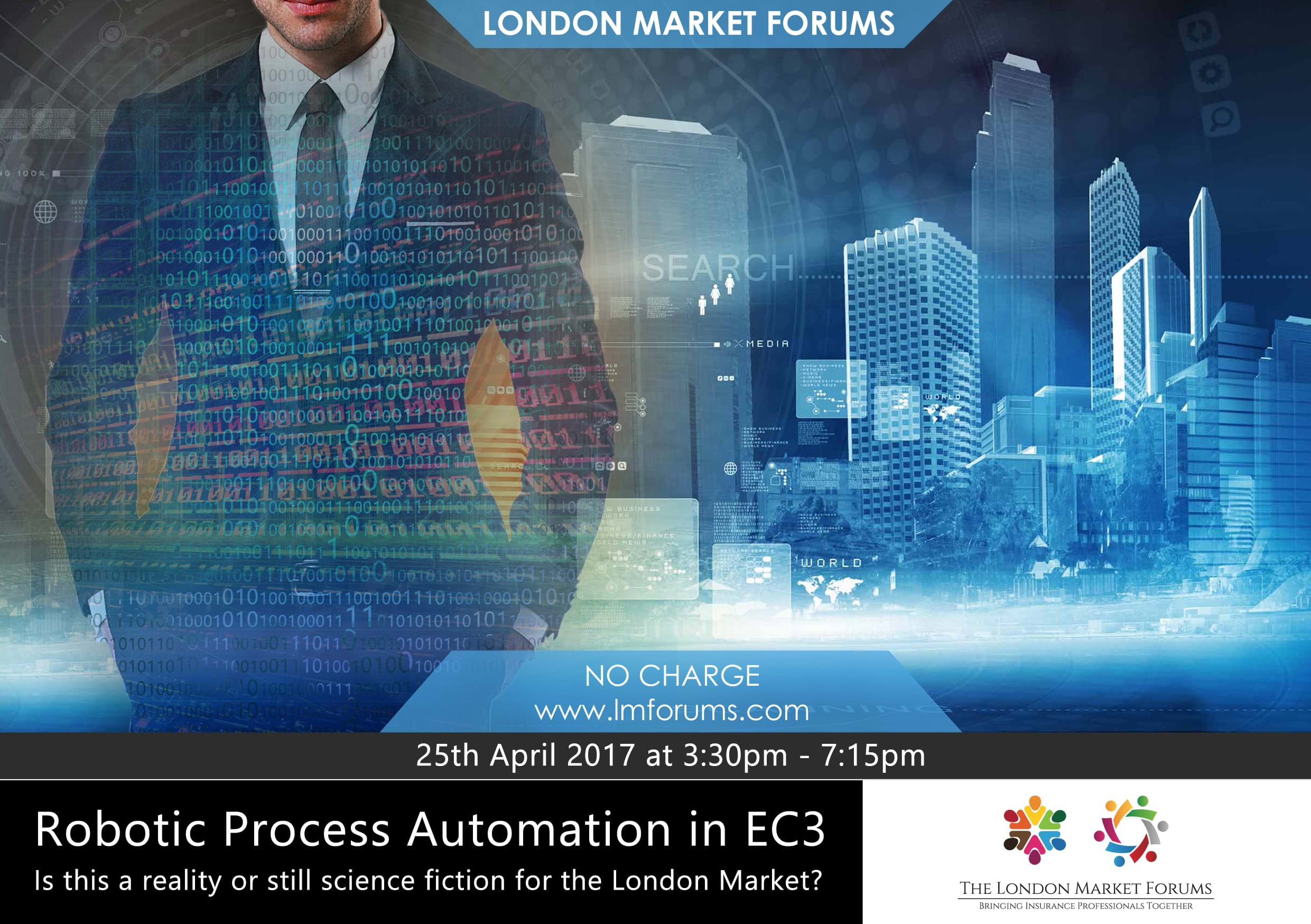 Robotic Process Automation - Is this a reality or still science fiction for the London Market?