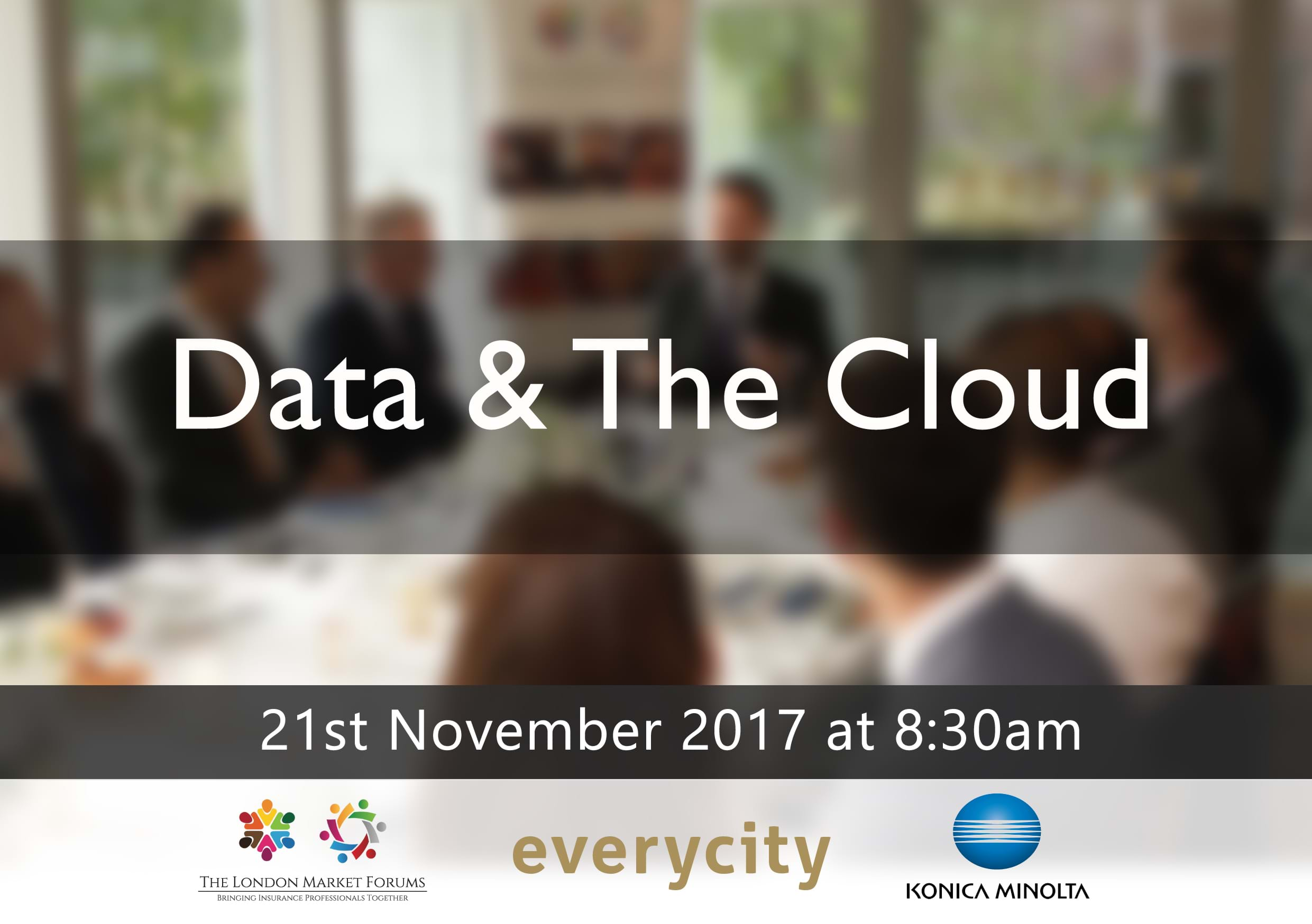 Data and the Cloud