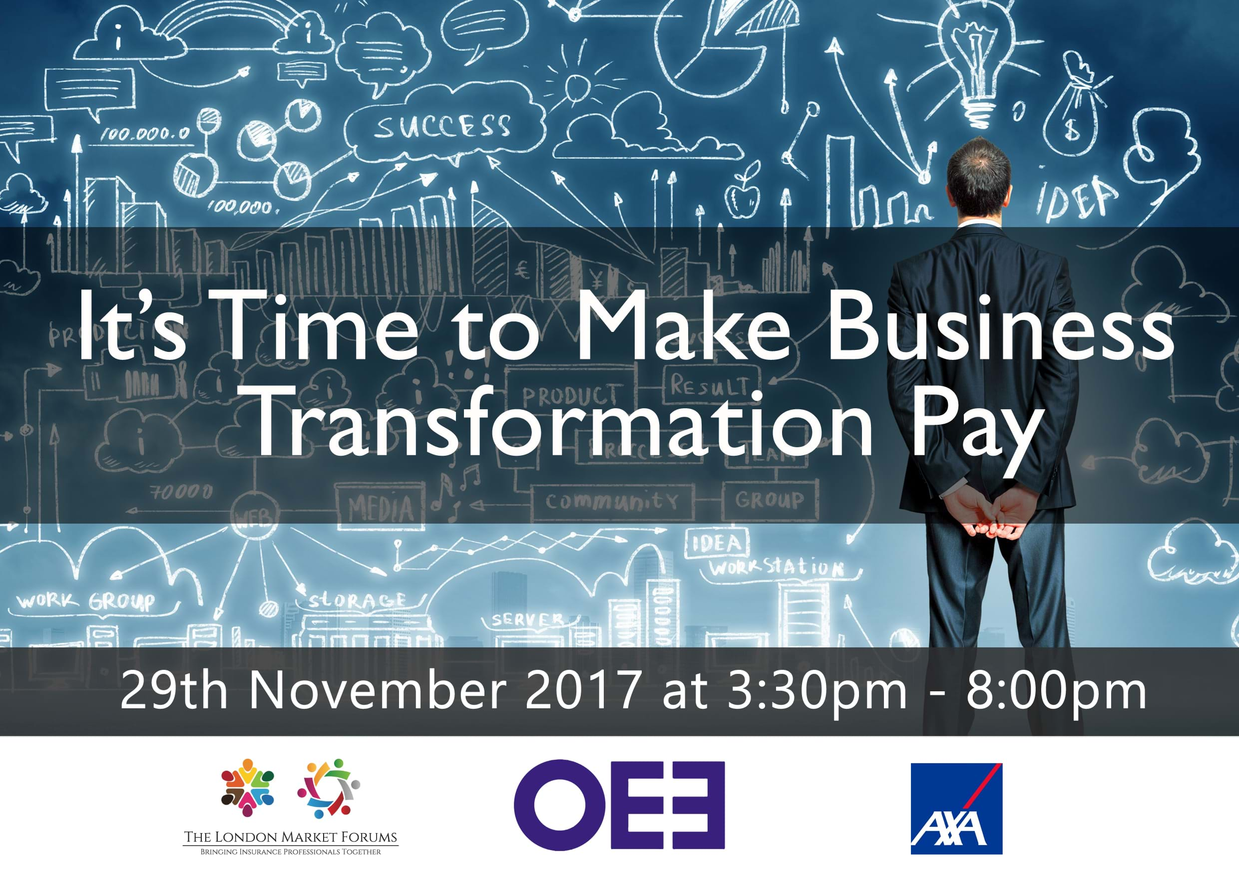 It's Time to Make Business Transformation Pay