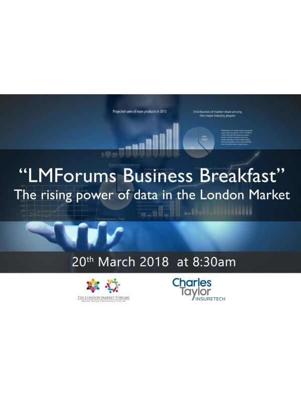 The Rising Power of Data in the London Market