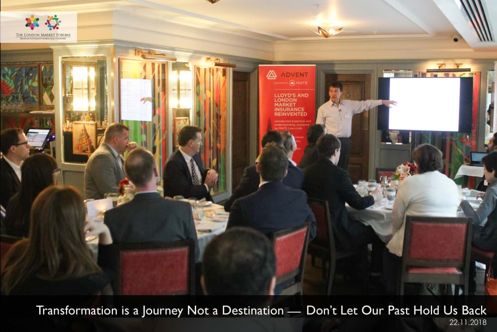 Technology Business Breakfast
