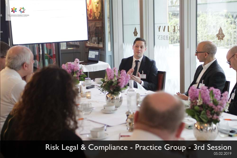 Risk Legal & Compliance Practice Group