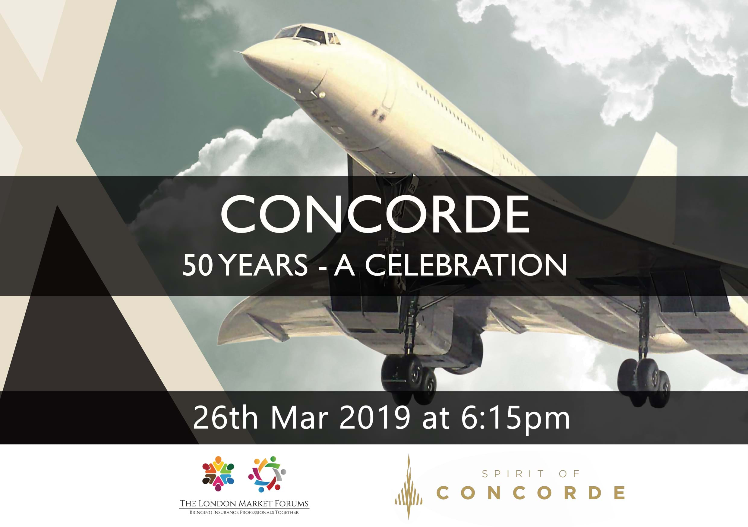 Concorde 50 Years - A Celebration