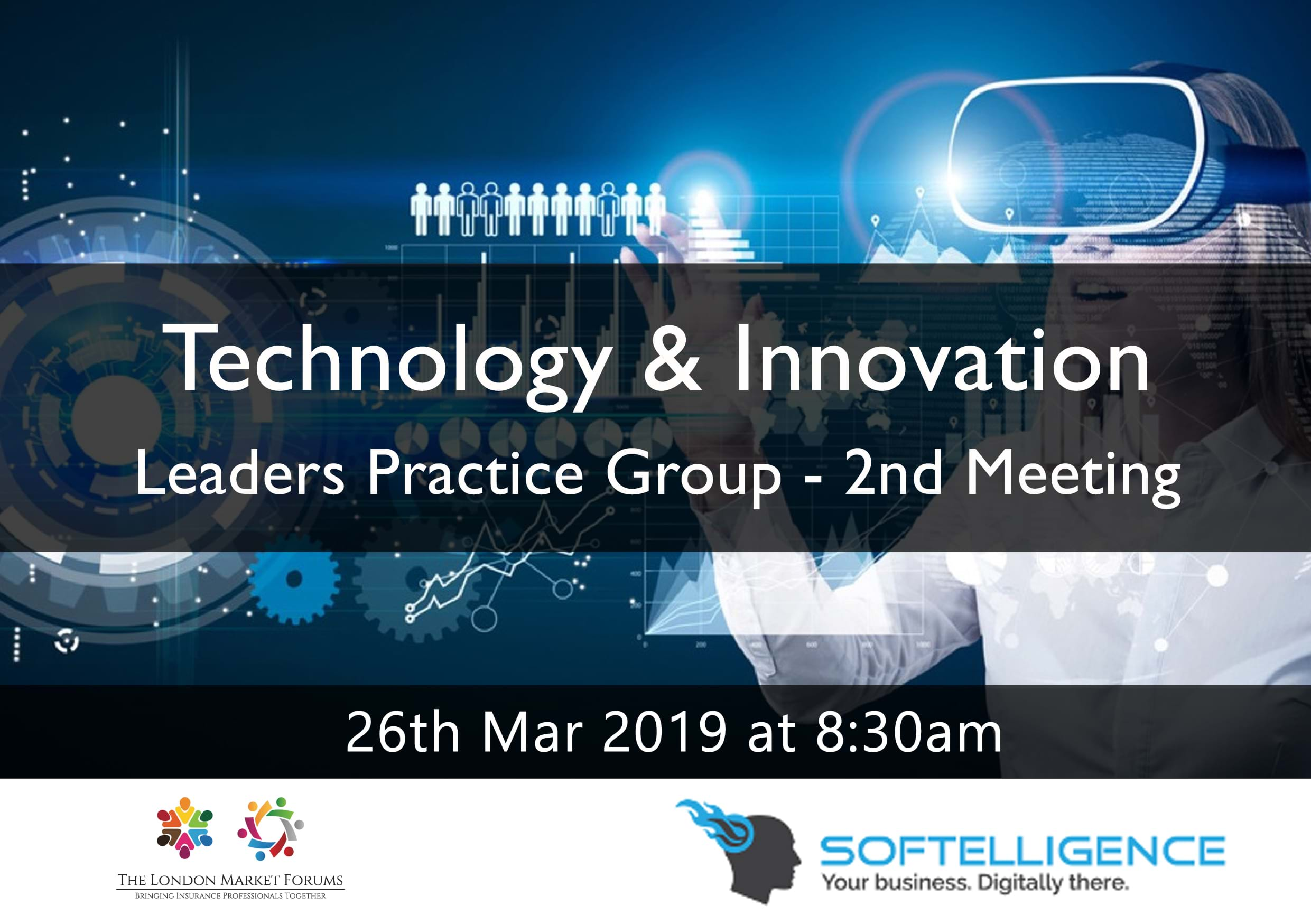Technology & Innovation Leaders Practice Group - 26th March 2019