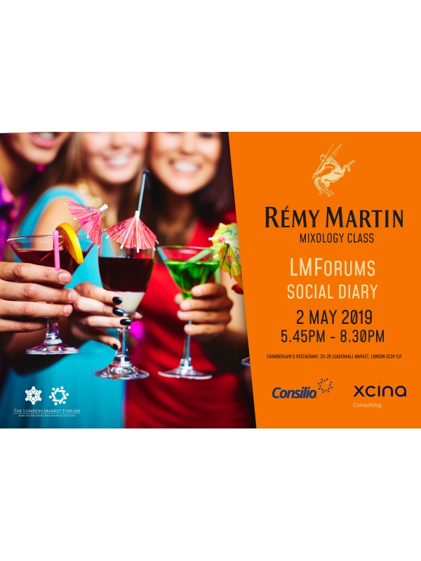 Remy Martin Mixology Evening