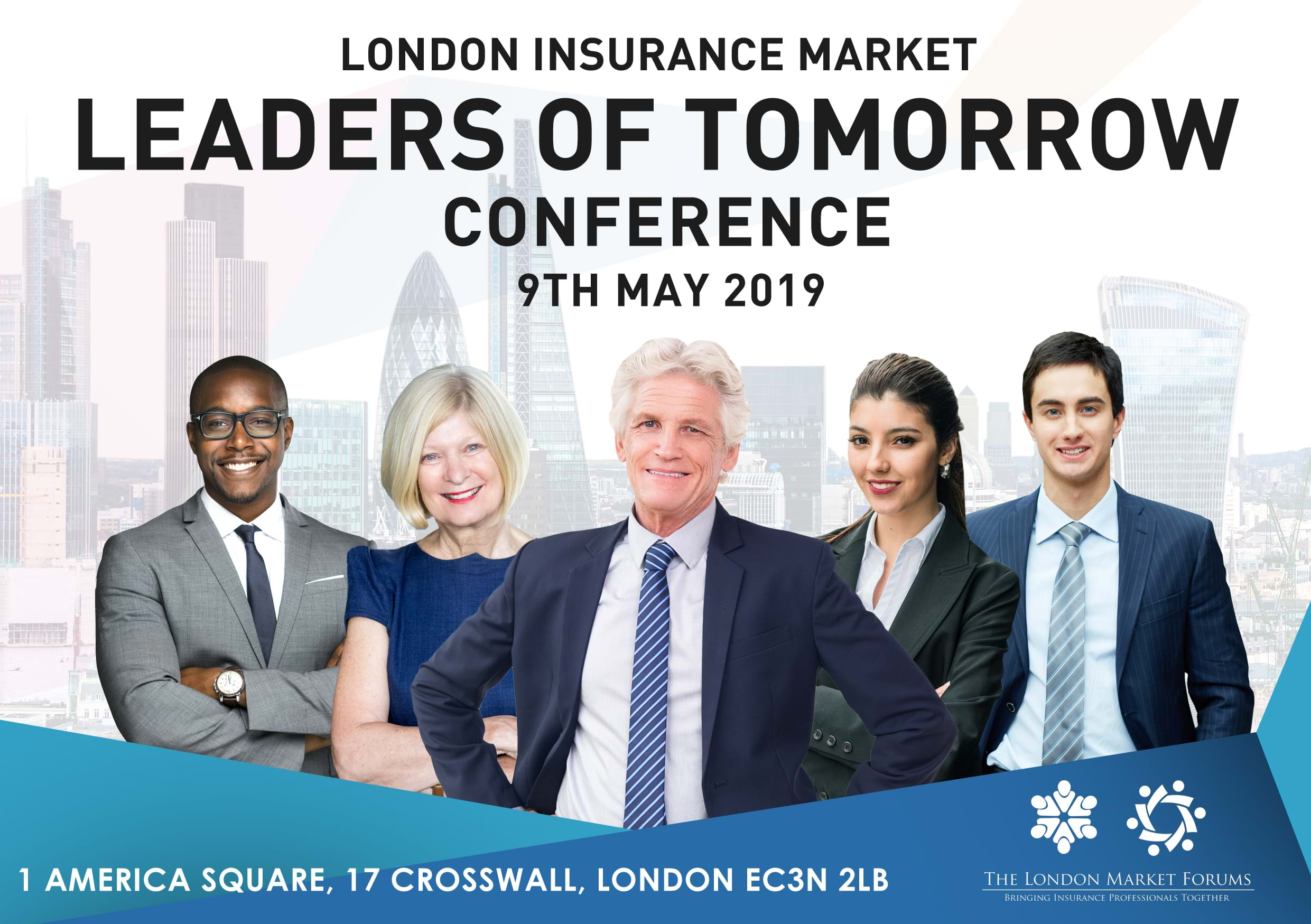Leaders of Tomorrow Conference - 9th May 2019