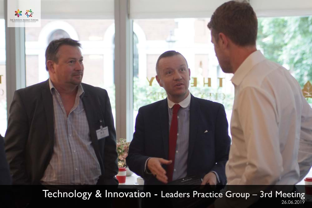 Technology & Innovation Leaders Practice Groupp