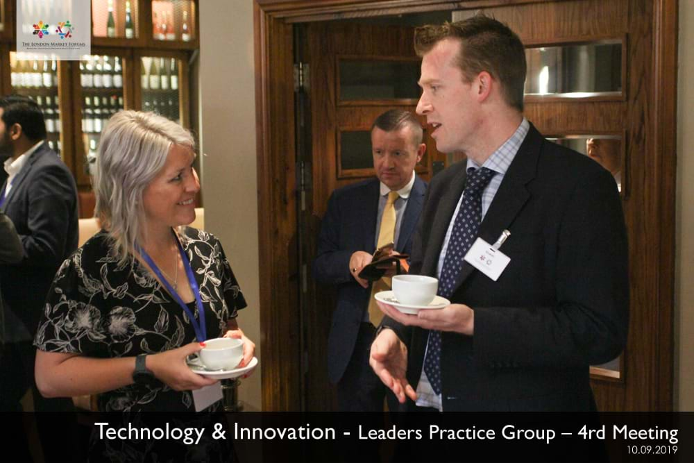 Technology & Innovation Leaders Practice Group