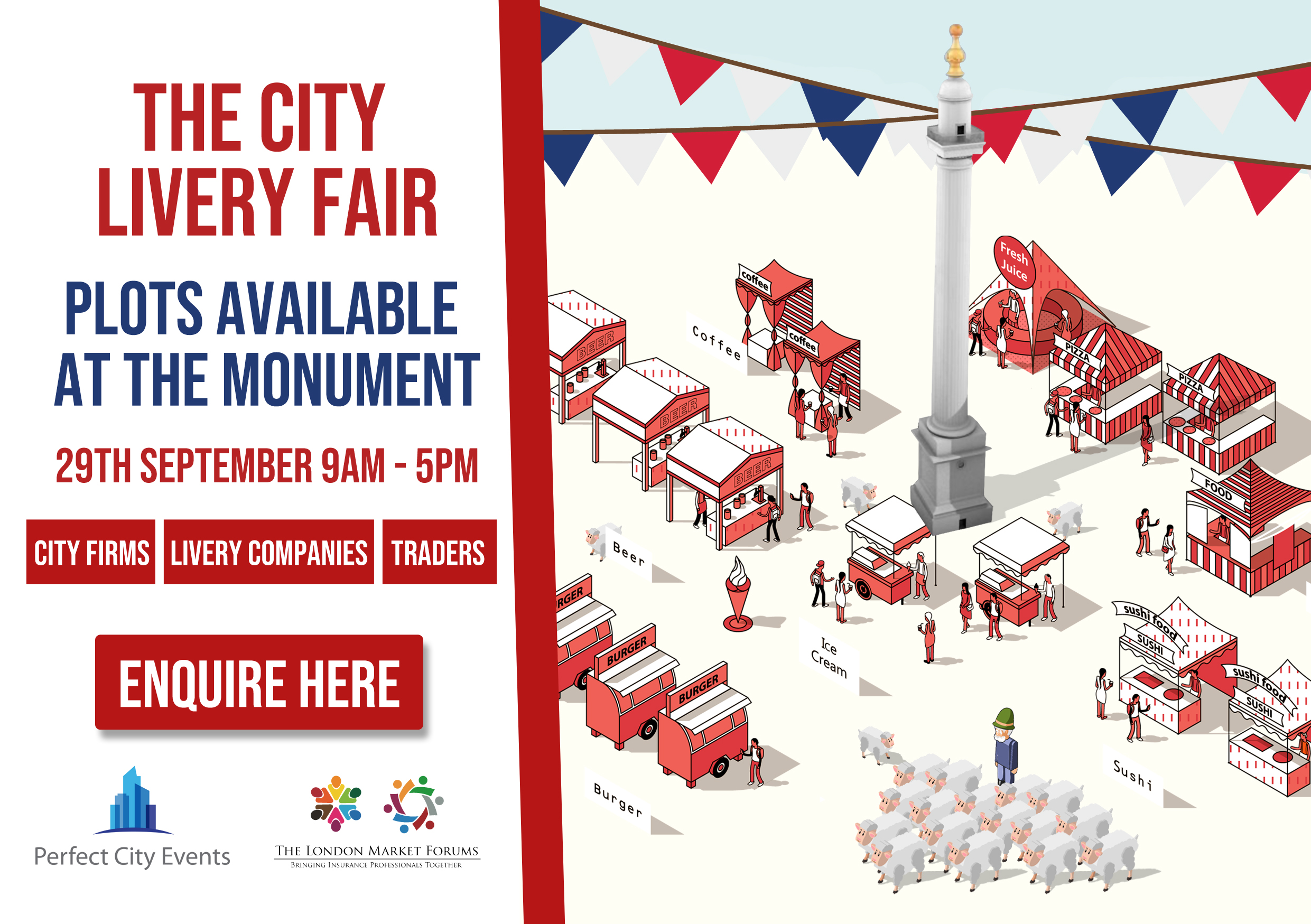 The City Livery Fair - 29th September 2019