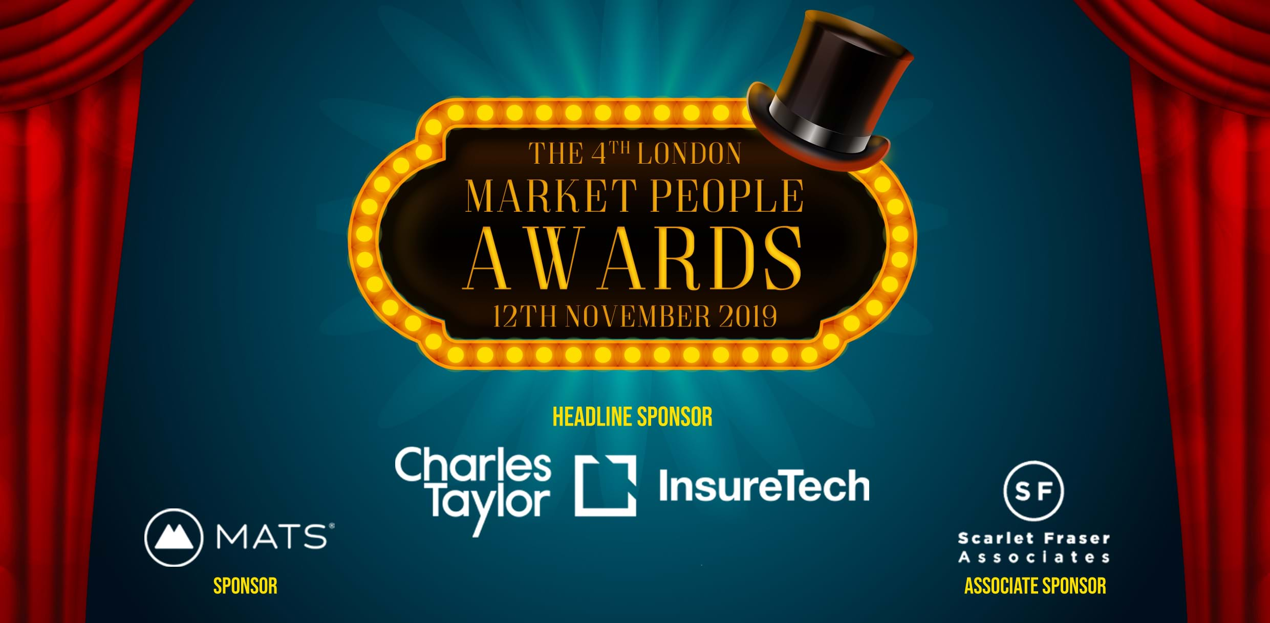 The 4th London Market People Awards