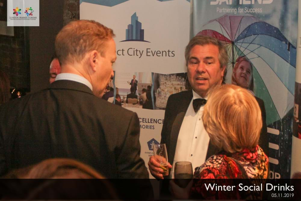 Christmas Drinks & Networking Evening 2019