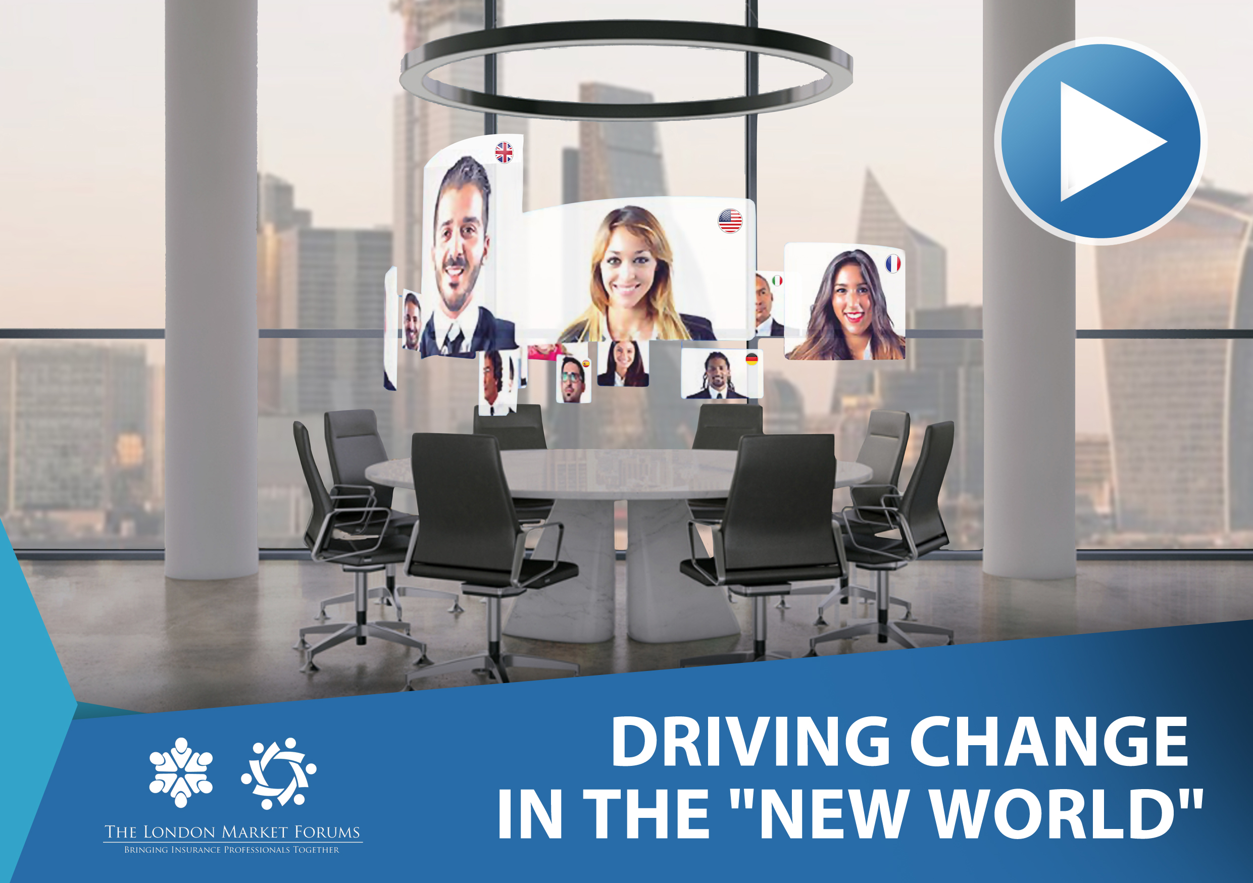 Driving Change in the New World