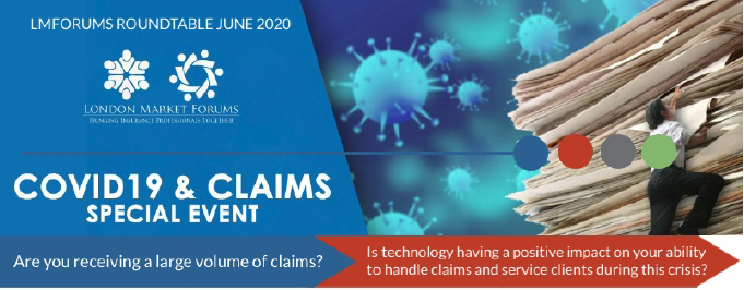 COVID19 & Claims Special Event - 18th June 2020