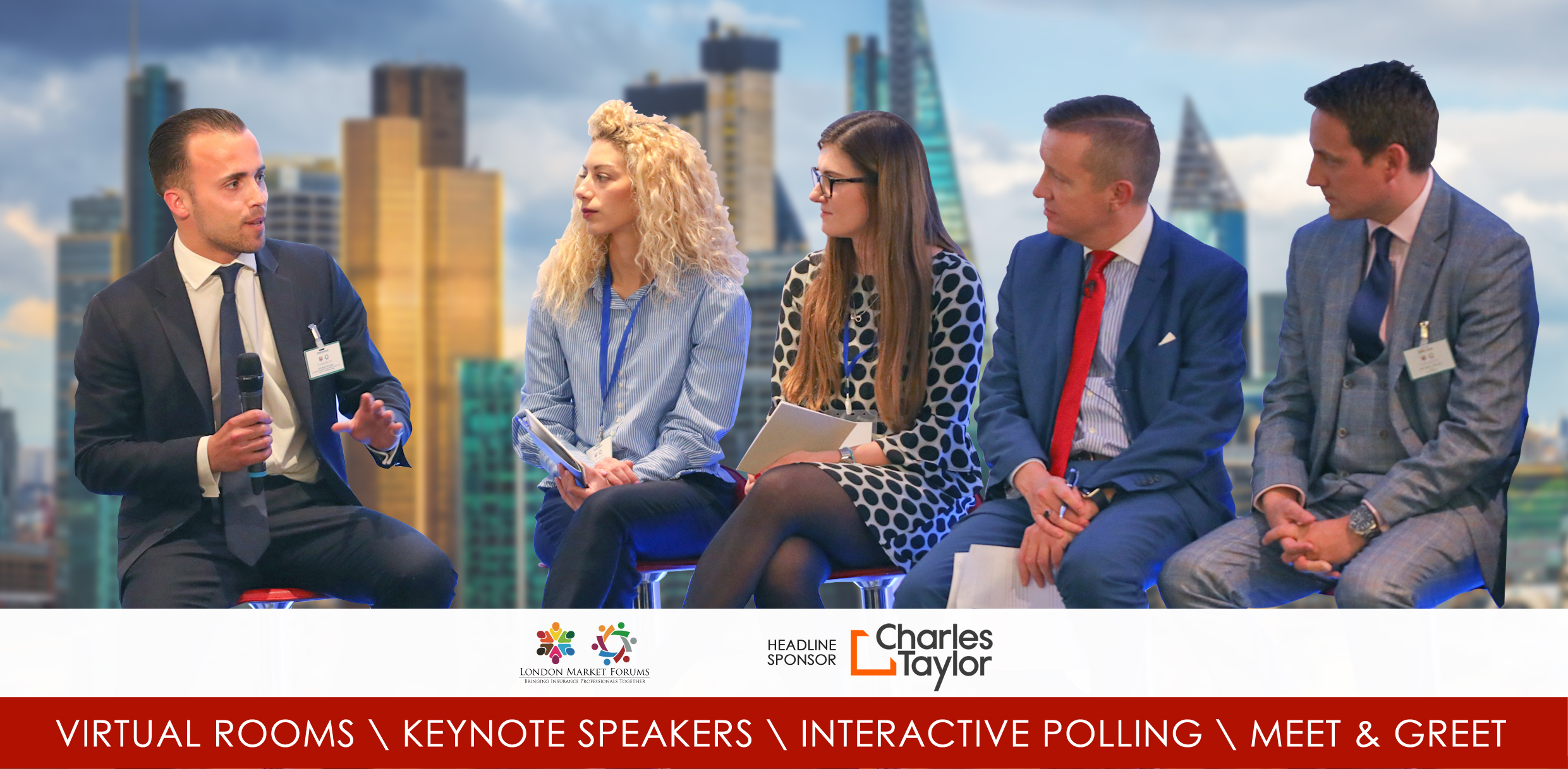 Leaders of Tomorrow - Virtual Conferences - 12th to 16th October 2020