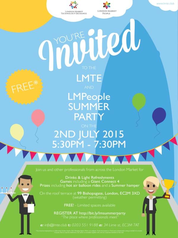 LMTE & LM People Summer Party